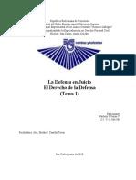 Analisis del obj. N° 1 el Derecho a la Defensa - copia