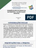 artigo matematica