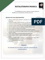 Curso Cristaloterapia Pranica Para Pag Web