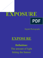 Digital Exposure (Factors)