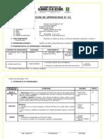 SESION DE APRENDIZAJE 2011 - FORMACION CIUDADANA Y CIVICA 4° SEC
