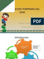 INTERVENCION TEMPRANA DPM