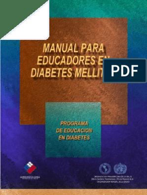 manos sudorosas signo de diabetes