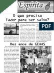 Jornal Caju Espírita - 3ª Edição