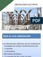 TIPOS DE SUBESTACIONES ELECTRICAS