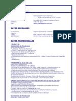 Curriculum Ingeniero Industrial (7)