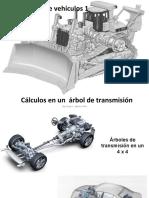 S13 Cálculos en el árbol de transmisión