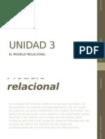 UNIDAD 3-BASE DE DATOS