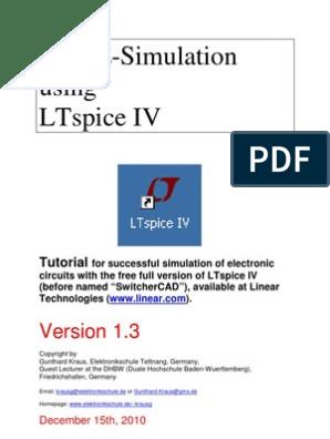 LTspice_4_e2 | Rectifier | Modulation