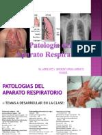 CLASE ANATOMIA PATOLOGICA PULMONAR-DRA LOPEZ-UCSG