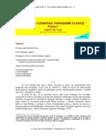 Curs 02 - DISONANTA COGNITIVA. PARADIGME CLASICE part I (v-2010)