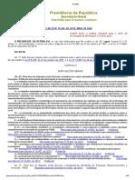 Decreto 10356 - 20 maio 2020 - dispoe sobre a politica industrial par ao setor de TIC