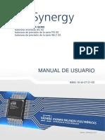 X2 Series User Manual ES