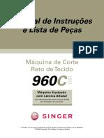 960C Manual de Instruções