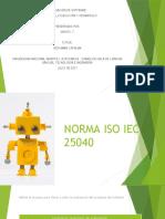 Norma ISO-IEC 25040