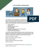 Módulo III - Simplificação e Avaliação dos Serviços Públicos.