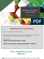 clase 3 sistema de videovigilancia IP