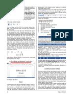 Microsoft Word 2013 - Prof. Pedro Bunga