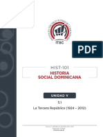 5.1-Unidad v-La Tercera República (1924 – 2012) (1)