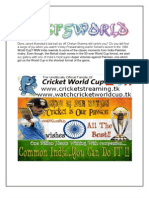 India and Pakistan - Classic Contests Between Two Old Rivals