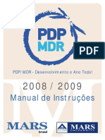 2008 _ 2009 Manual de Instruções