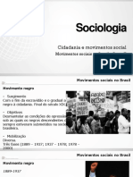 3 Ano - Movimentos Sociais No Brasil - Parte 2
