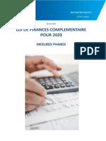 KPMG - Les mesures phares de la loi de finances complémentaire 2020 (1)--