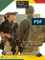 5 11 Tactical Catalog SS2011 Manila web ver