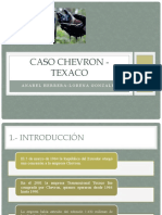 352755975 Caso Chevron Texaco Pptx