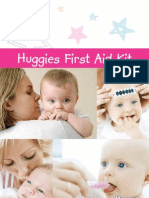 Huggies First Aid Kit