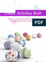 Huggies Easter Activity Guide