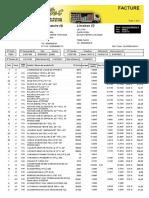 Milliet - Facture 21012785 - Carrousel - 017693
