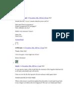 Analyzing Bernanke's Mortgage