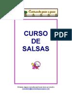 COCINA Curso de Salsas