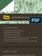 Auditoría Social Media para Inmobiliaria