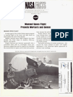 NASA Facts Project Mercury and Gemini 1967