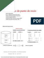 CálculoPuntoRocío(8)