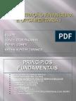 Princípios Fudamentais do Sistema Orçamentário
