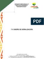 Diseño de Señalizacion