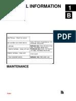 Mercruiser Service Manual 6-1b - Maintenance