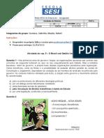 História - Cap. 5 - O Brasil Sob Getúlio Vargas
