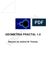 Geometria Fractal 1.0