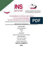Castigliano Informe Agregar