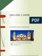 AREA DEL CARIBE -Cuba