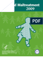 Child Maltreatment 2009 us dhs