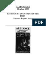 Alliance ML - Revisionist Economics 1