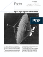 NASA Facts the Next Step Large Space Structures