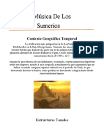 Apreciacion Musical - Música De Las Antiguas Civilizaciones (2)