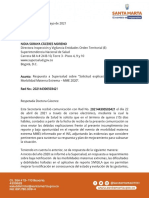 Respuesta Supersalud MME Santa Marta 13-05-2021