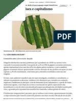 Leda Paulani - Pandemias, crises e capitalismo